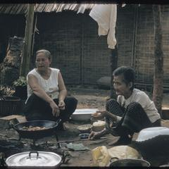Basi : women cooking