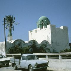 Fisherman's Wharf Mosque, a Typical Libyan Style