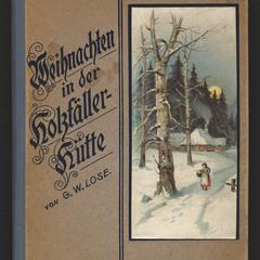 Weihnachten in der Holzfällershütte
