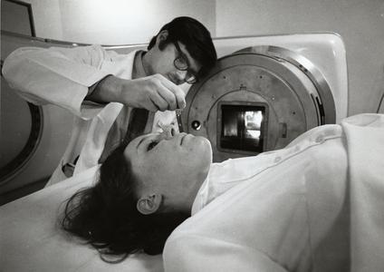 Dr. Ardow Aneduri, radiation therapy