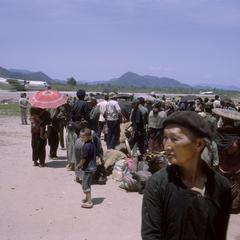 Hmong refugee evacuation