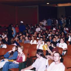 Audience at 1999 MCOR