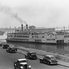 Senator (Packet/Excursion/Training boat, 1940-1953)