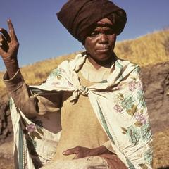 Southern African storyteller : a Xhosa storyteller