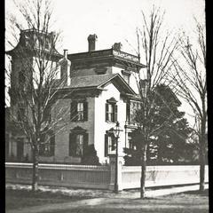 Residence of Edward Bain