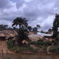 View of Idanre village
