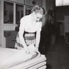 Paper production (series)