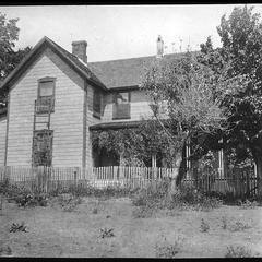 Aunt's house