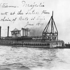 Majestic (Excursion boat/Packet, 1914-1914)