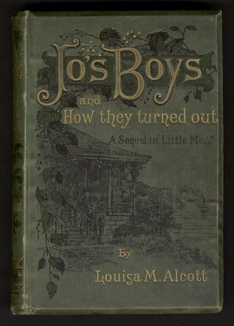 """Jo's boys, and how they turned out : a sequel to """"Little men"""" (1 of 5)"""
