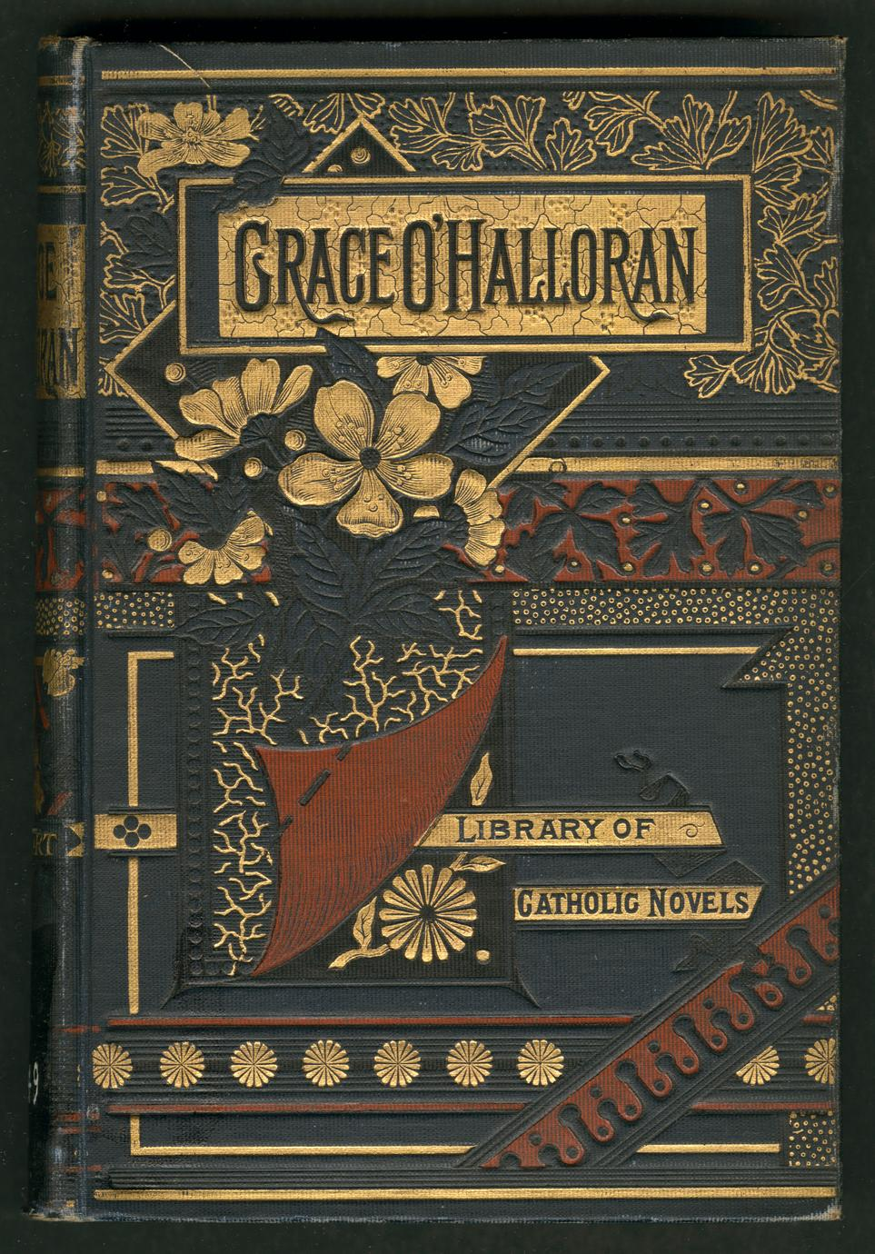 Grace O'Halloran; or, Ireland and its peasantry (1 of 2)