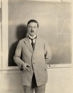 Professor P. Debye