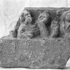 NG241, Cornice Fragment
