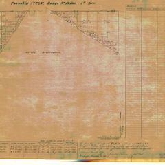 [Public Land Survey System map: Wisconsin Township 24 North, Range 19 East]