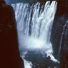 A Section of Victoria Falls
