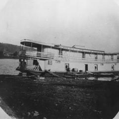 Unidentified Houseboat