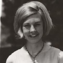 Barbara Williams, Janesville, 1970