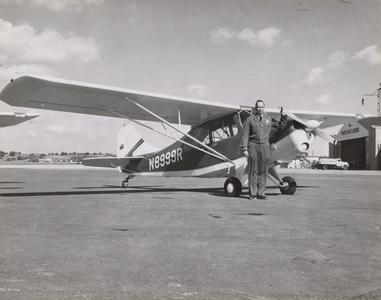Warden airplane