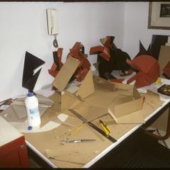 Emanoel Araujo's Atelier