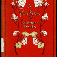 A year book of southern poets