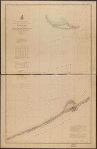 Lake Erie coast chart no. 3. Erie to Conneaut, and Long Point