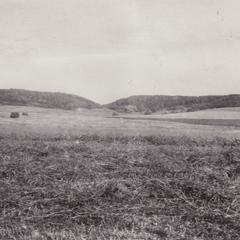 Hills near Pigeon Falls