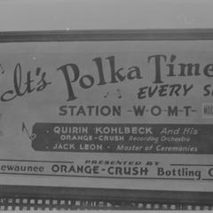 It's polka time