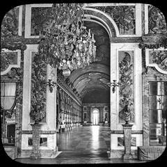 Versailles Gallery when King William was made Emperor