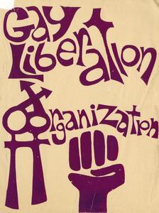 Gay Liberation Organization Manifesto
