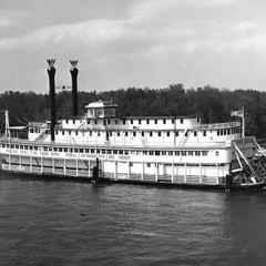River Queen (Packet-Restaurant, 1961-1967)
