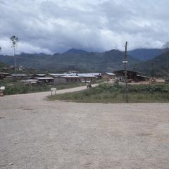 USAID refugee relief center