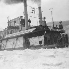 Henry C. Yeiser, Jr. (Towboat, 1925-1940)