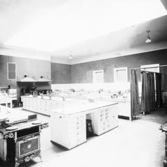 Laboratory in Lathrop Hall