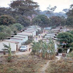 Town Council Housing in Lusaka