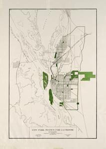 City park system for La Crosse Wisconsin