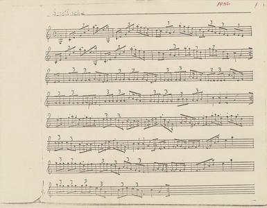 Otto Rindlisbacher folio, no. 2