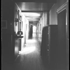 Kemper Hall - cloister, interior