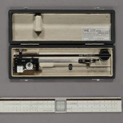 Aldo Leopold's slide rule and planimeter
