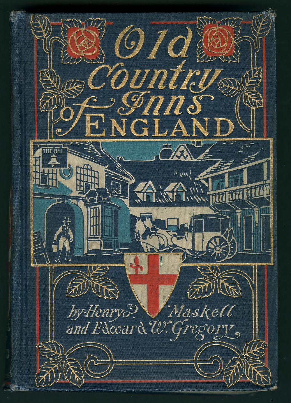 Old country inns of England (1 of 2)