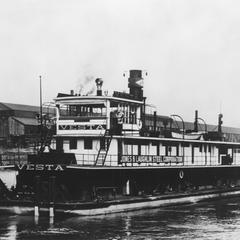 Vesta (Towboat, 1931-1948)