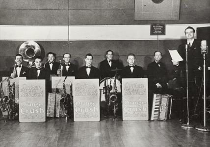 Quirin Kohlbeck and His Orange Crush Orchestra