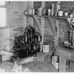 Trout Lake lab equipment