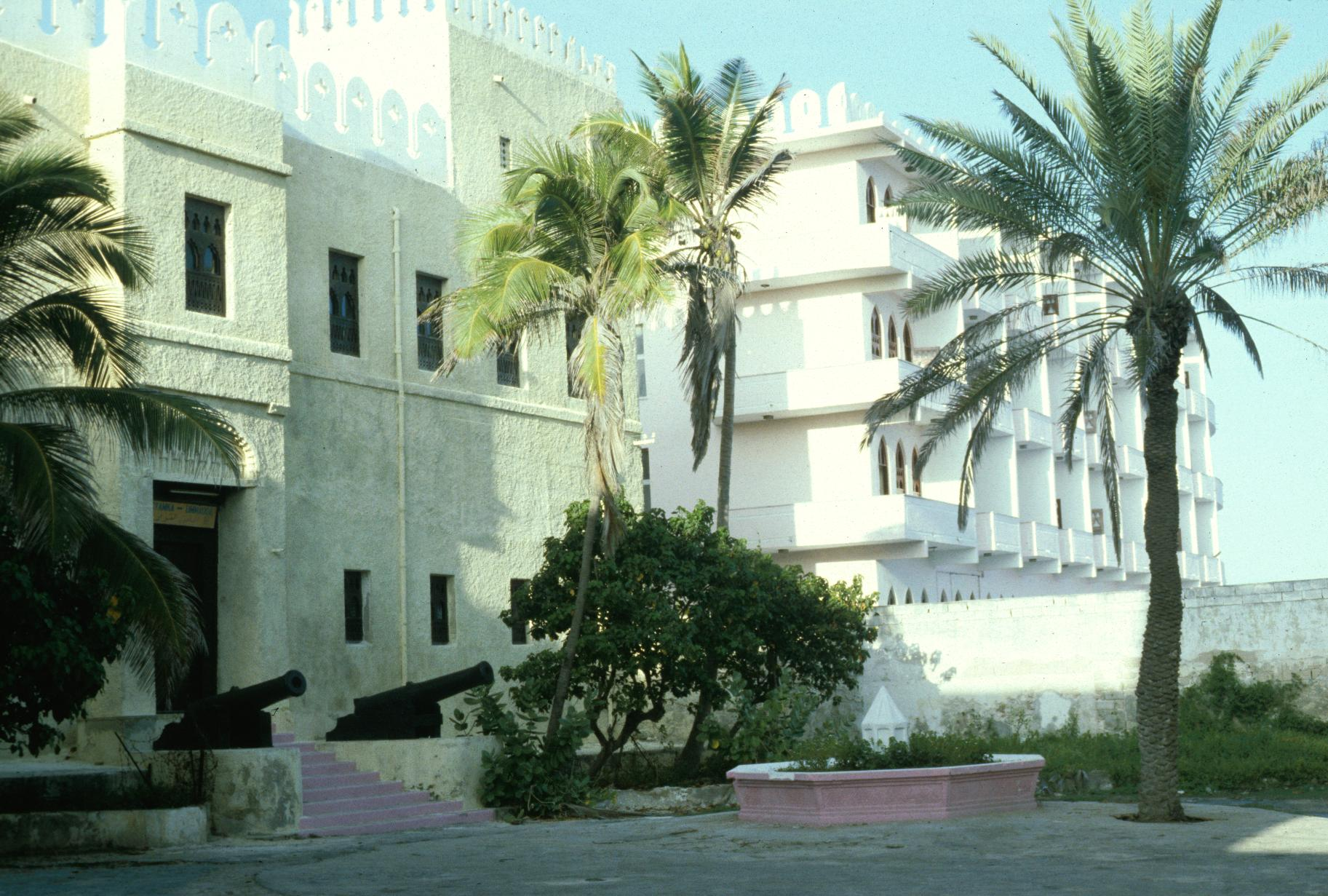 Hotel and Museum, Formerly the Sultan's Palace