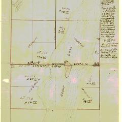 [Public Land Survey System map: Wisconsin Township 11 North, Range 19 East]