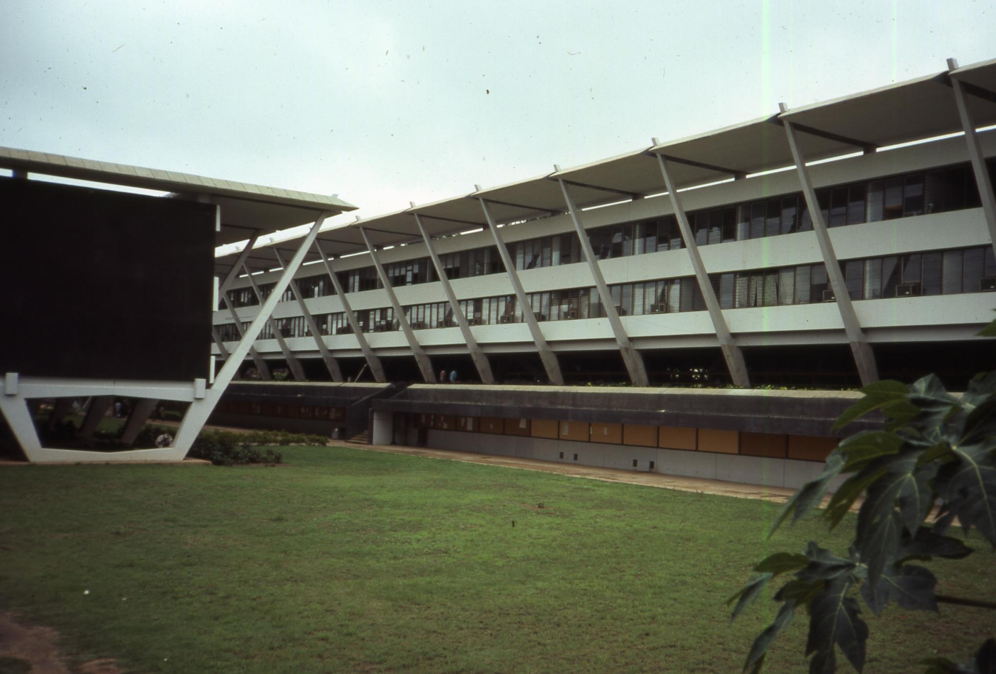 University of Ife Building