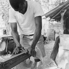 Bucketmaker Curving the Metal