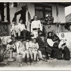 In Tichuvisull a.d. Purna i. Rumänien