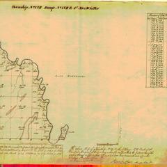 [Public Land Survey System map: Wisconsin Township 17 North, Range 17 East]