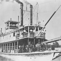 A. D. Allen (Packet, Towboat, 1901-1930?)