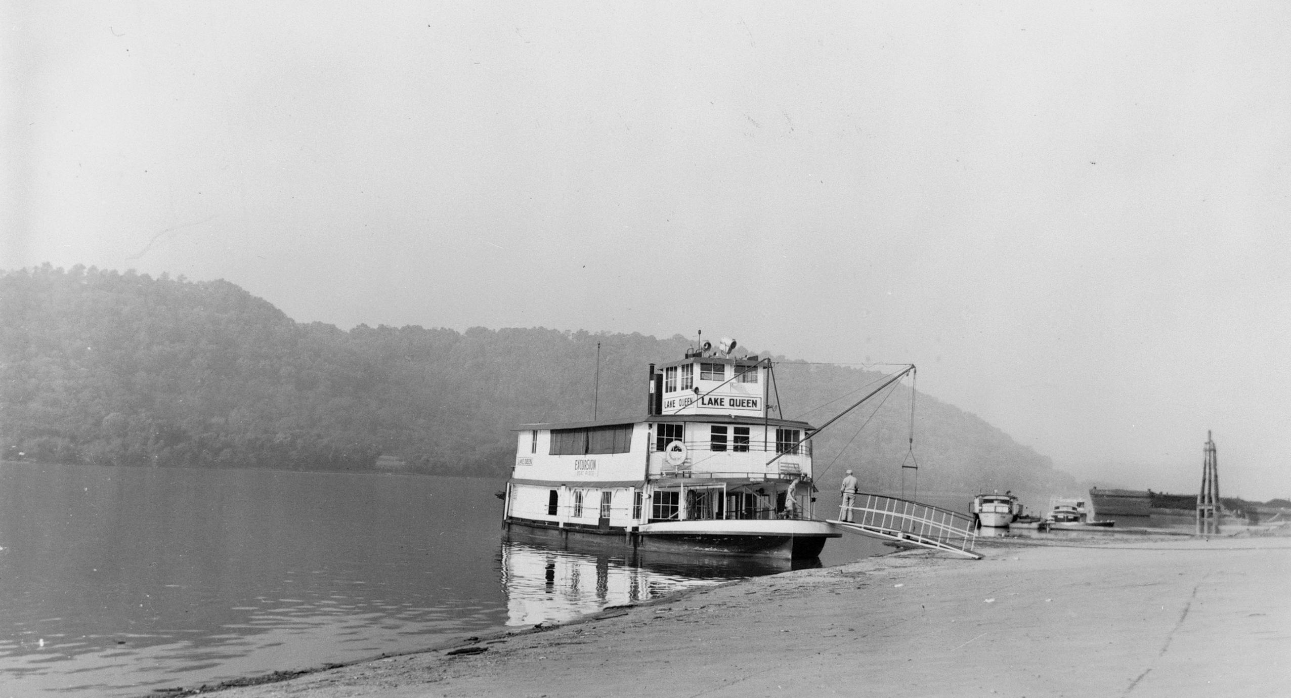 Lake Queen (Packet, 1959)